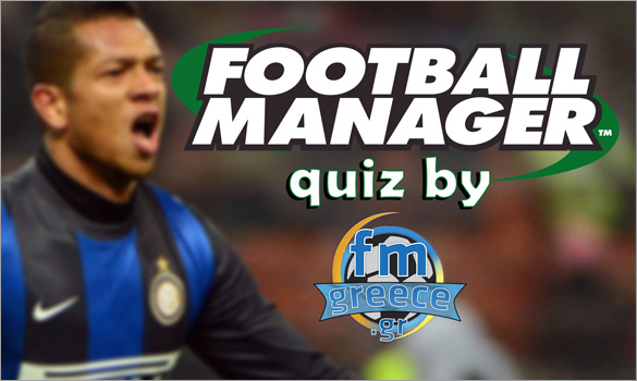 Football Manager Quiz