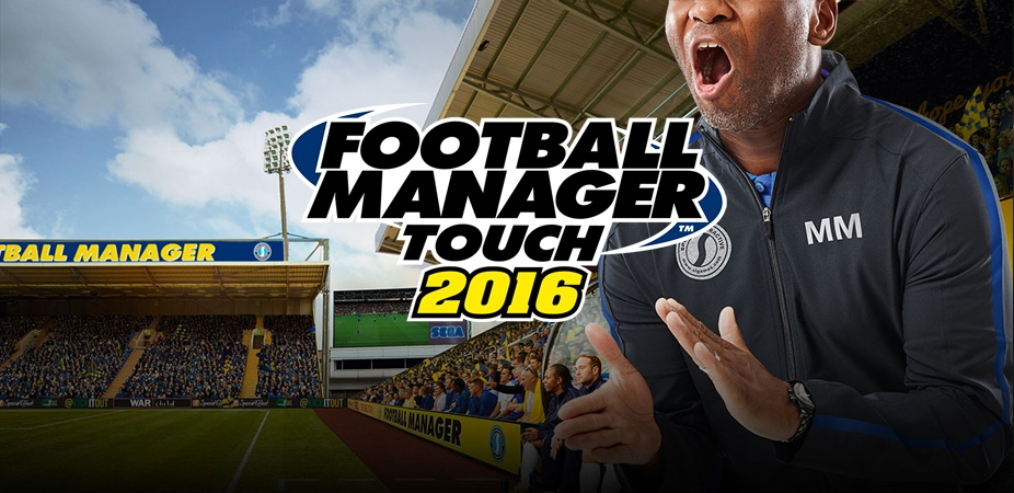 Football Manager Touch Main