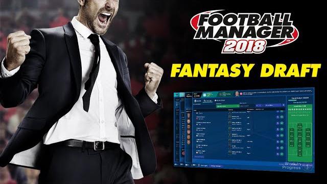 FM2018: Εισαγωγή στο Fantasy Draft
