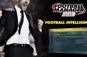 Football Manager 2018 Football Intelligence FM18