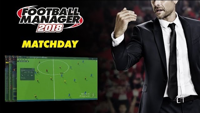 FM2018: Εισαγωγή στη Matchday