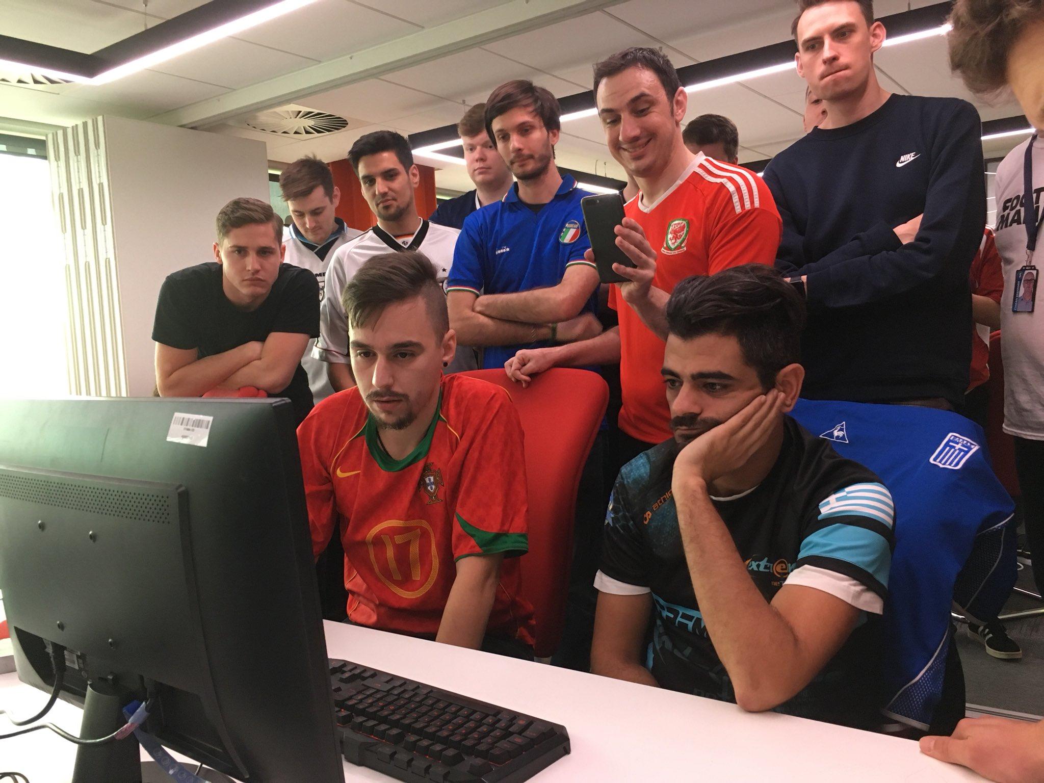 Στην Πορτογαλία το Copa Manageria, μέχρι τα ημιτελικά η Ελλάδα
