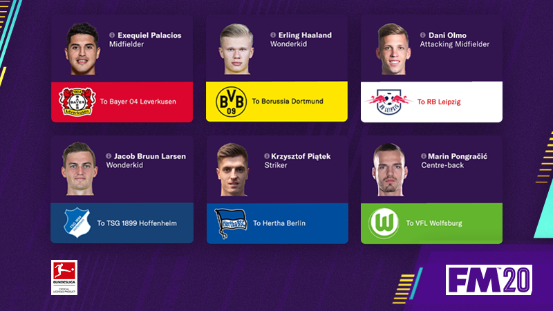Football Manager 2020: January Transfer Update