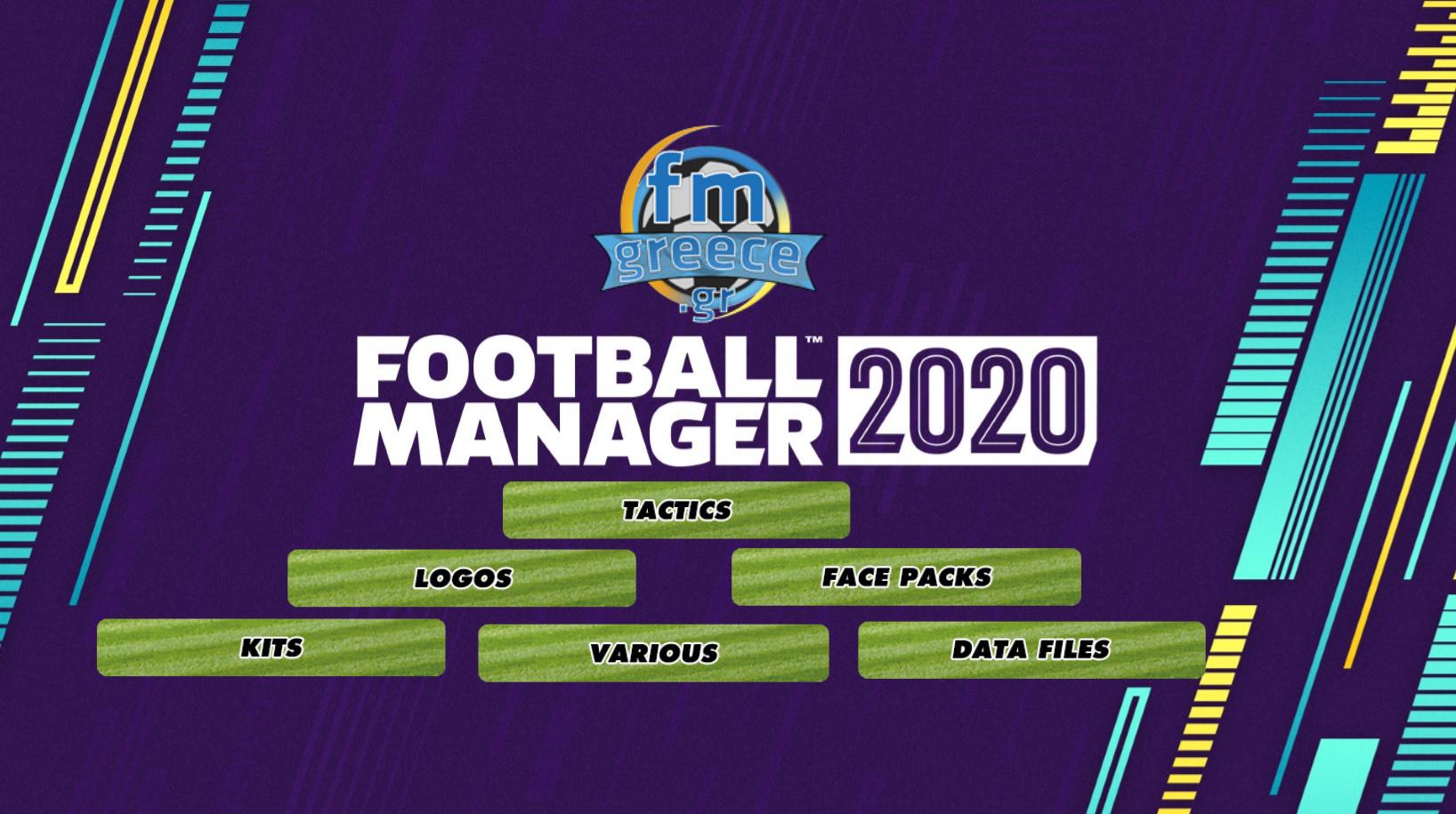 Όλα τα downloads για το Football Manager 2020
