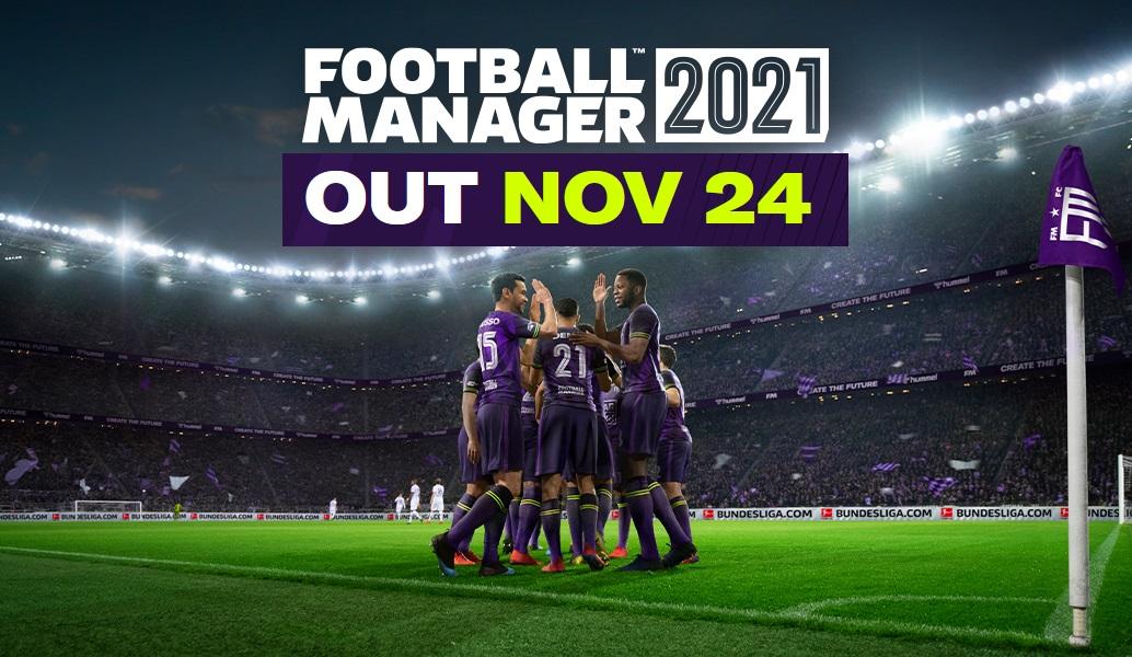 Το Football Manager 2021 έρχεται στις 24 Νοεμβρίου (vid)!