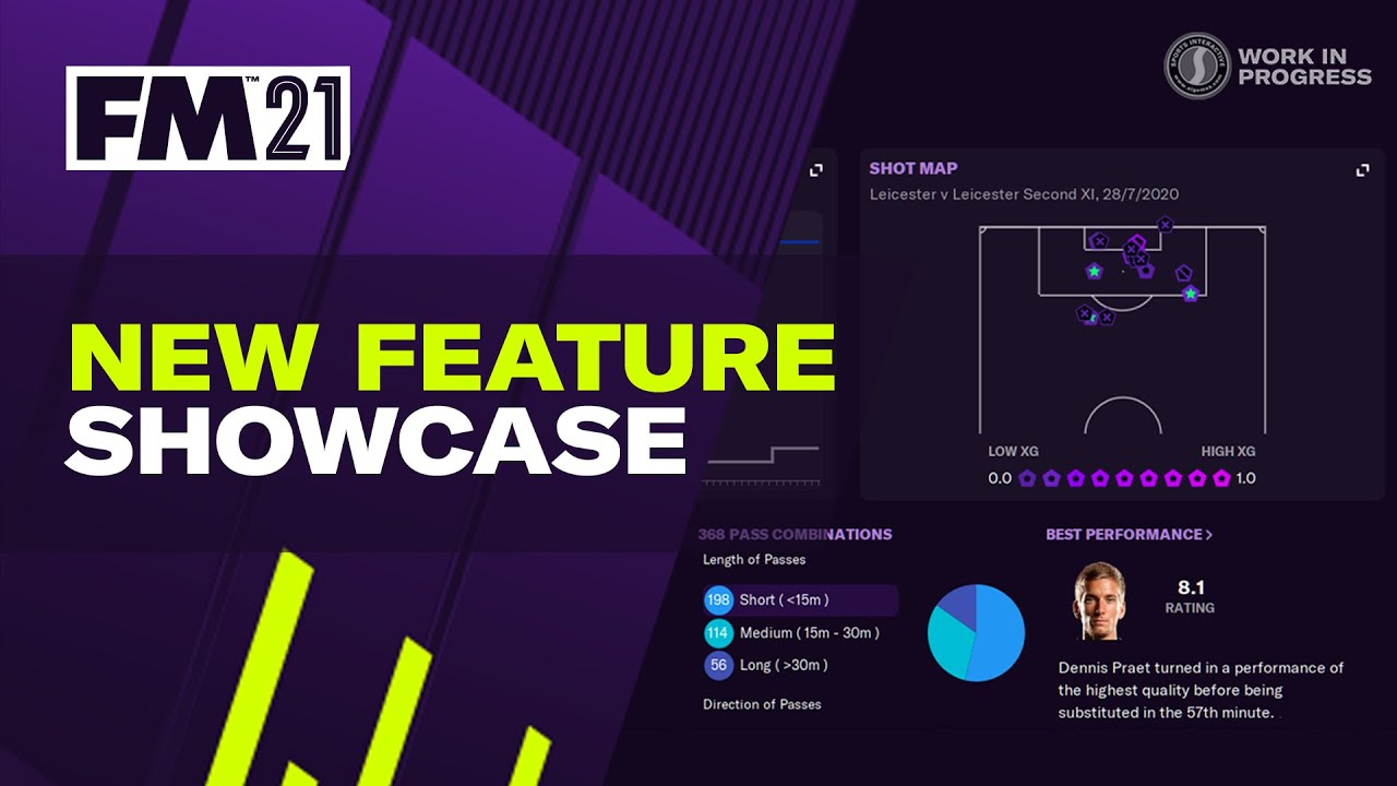 Το πρώτο αναλυτικό video για το FM21:  Εξηγώντας τα νέα features (vid)