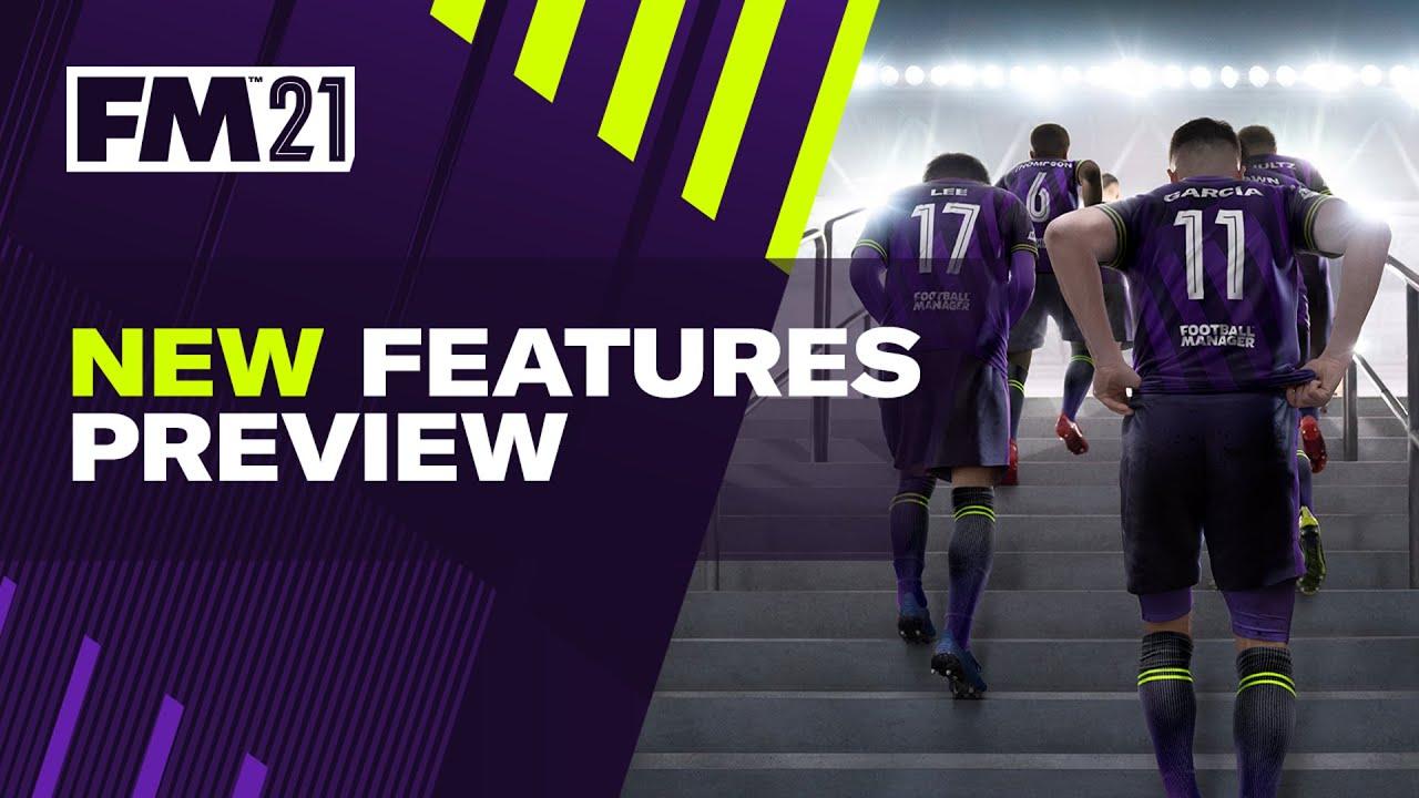 Το πρώτο βίντεο με τα νέα features του FM2021! (vid)