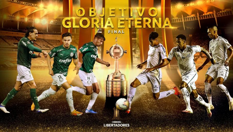 Σάντος – Παλμέιρας: Ο τελικός του Κόπα Λιμπερταδόρες μέσα από το FΜ21!