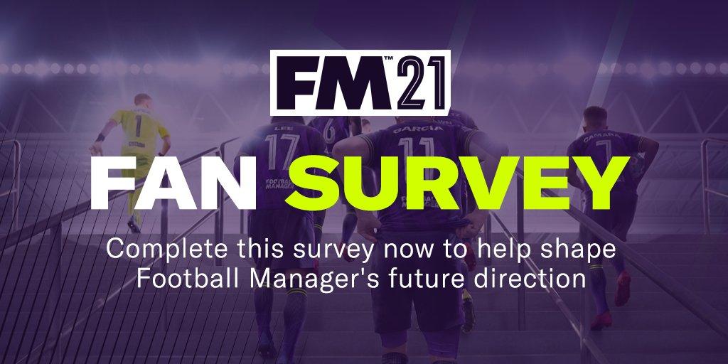 Το ερωτηματολόγιο της SI για το μέλλον του Football Manager!