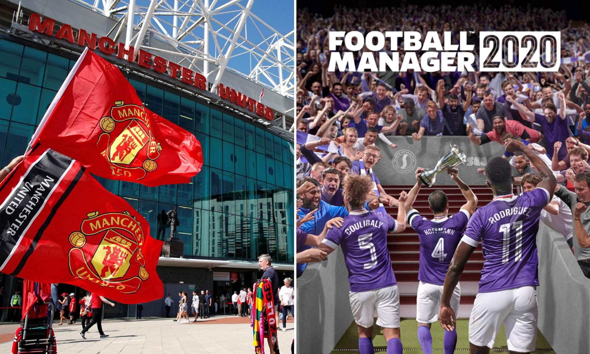 Αλλάζει όνομα η Manchester United στο Football Manager 2022!